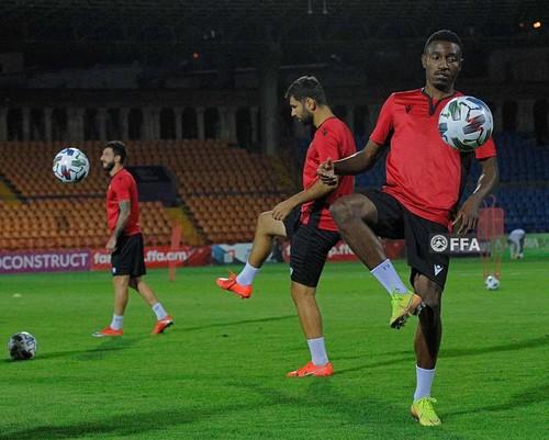 Армения – Эстония – 2:0. Видео голов и обзор матча