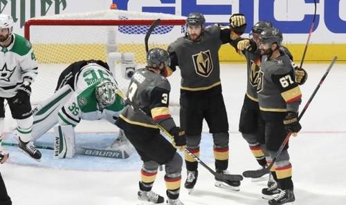 НХЛ. Вегас разобрался с Далласом и сравнял счет в финале Запада