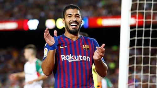 Атлетико хочет подписать Луиса Суареса