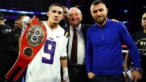 Боб АРУМ: «Ломаченко vs Лопес – лучший бой, который можно устроить в боксе»