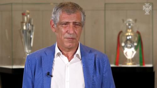 Фернанду САНТУШ: «Роналду будет забивать все больше и больше»