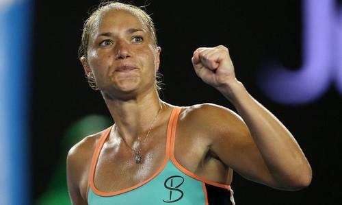 Стамбул. Катерина Бондаренко не зуміла пробитися в 1/8 фіналу