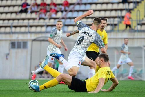 Металлург — Авангард — 0:0 (4:3 по пенальти). Видео голов и обзор матча