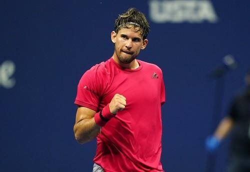 Доминик Тим уверенно обыграл Де Минора и вышел в полуфинал US Open