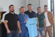 FAVBET подписал спонсорский контракт с ФК Минай