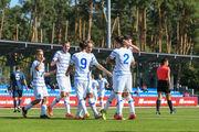 U-19. Динамо благодаря голам Попова и Тлумака одолело Десну