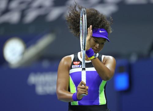 Осака не без труда переиграла Брэди и вышла в финал US Open