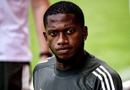 ФРЕД: «Не хочу йти з Манчестер Юнайтед»