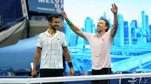 Павич и Суарес выиграли парный US Open