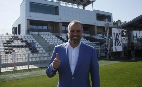 ПАВЕЛКО: «Чекаємо проведення тестового матчу з глядачами в Суперкубку УЄФА»