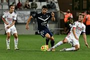 Лига 1. Бордо и Лион разошлись миром без забитых голов