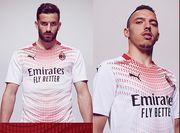 ВИДЕО. Милан представил выездную форму на новый сезон