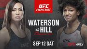 Где смотреть онлайн бой UFC: Мишель Уотерсон – Анджела Хилл