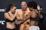 UFC: Мишель Уотерсон – Анджела Хилл. Смотреть онлайн. LIVE трансляция