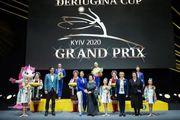 Украинка Виктория Оноприенко стала обладательницей Кубка Дерюгиной-2020