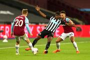 Вест Хэм – Ньюкасл – 0:2. Видео голов и обзор матча