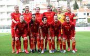 Женская сборная Черногории объявила состав на матч против Украины