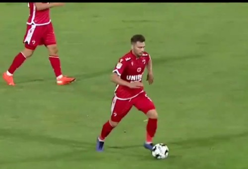 ВИДЕО. Невероятный гол! Как Динамо Бухарест забило со своей половины поля