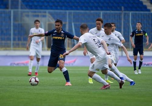 Дніпро-1 - Олімпік - 1:3. Відео голів та огляд матчу