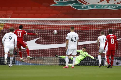 Дерзкий дебютант. Ливерпуль – Лидс – 4:3. Видео голов и обзор матча