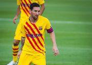 ФОТО. Месси опубликовал снимок с капитанской повязкой Барселоны