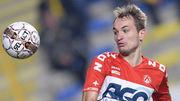 Кортрейк с Макаренко в составе одержал победу в чемпионате Бельгии