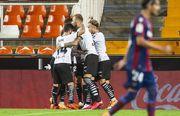 Валенсия – Леванте – 4:2. Видео голов и обзор матча
