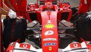 ВИДЕО. Мик Шумахер вывел на трассу чемпионский болид Феррари 2004 года