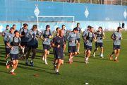 ФОТО. Динамо провело открытую тренировку перед матчем с АЗ