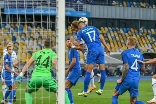 Евгений ПАСТ: «Динамо под руководством Луческу не удивило»