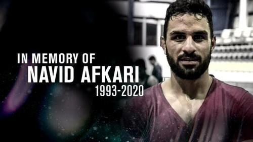 Глава UFC почтил память казненного иранского бойца