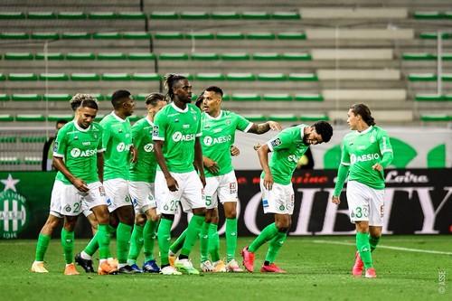 Сент-Этьен — Страсбур — 2:0. Видео голов и обзор матча
