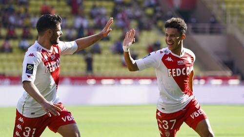 Монако – Нант – 2:1. Видео голов и обзор матча