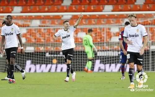 Валенсія виграла дербі у Леванте в стартовому турі Ла Ліги