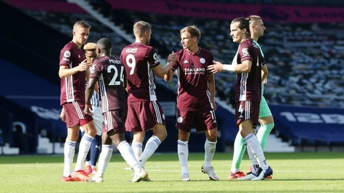 Вест Бромвич – Лестер – 0:3. Видео голов и обзор матча