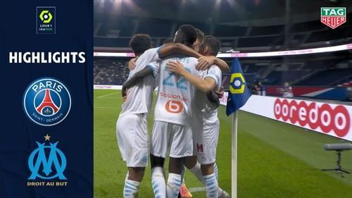 ПСЖ – Марсель – 0:1. Видео гола и обзор матча
