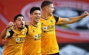 Шеффилд Юнайтед – Вулверхэмптон – 0:2. Видео голов и обзор матча