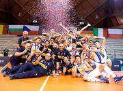Волейболисты Италии победили в чемпионате Европы U-18