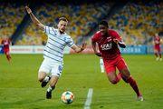 Динамо здобуло важку перемогу над АЗ в 3-му кваліфікаційному раунді ЛЧ