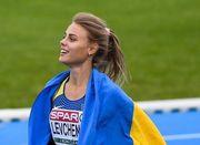 Юлия Левченко выиграла соревнования по прыжкам в высоту в Загребе
