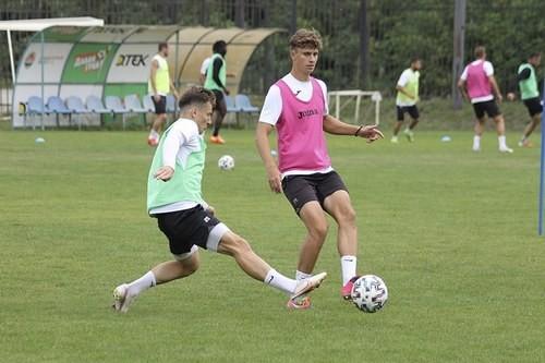 Олимпик начал подготовку к матчу с Минаем