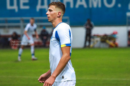 18-летний защитник Динамо Забарный дебютирует в еврокубках