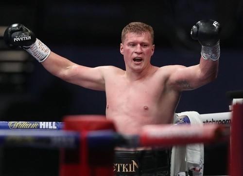 Александр ПОВЕТКИН: «С Уайтом мы вновь покажем красивый бокс»