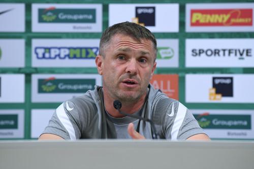 Сергій РЕБРОВ: «Динамо? Ми повинні перемогти себе»