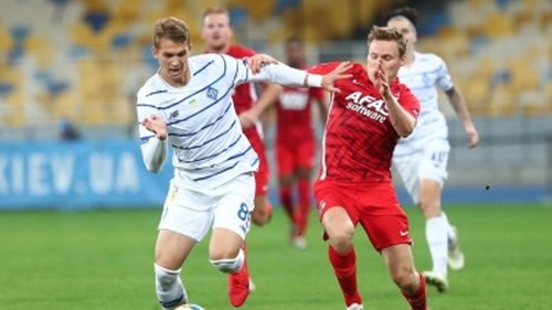 Динамо перший матч з Гентом зіграє на виїзді