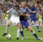 Динамо 4-й раз сыграет с бельгийцами на стадии плей-офф еврокубков