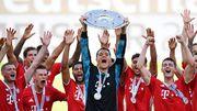 ТК Футбол 1/2/3 не будут транслировать чемпионат Германии?