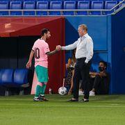 ВІДЕО. Мессі повернувся. Капітан забив два м'ячі за Барселону