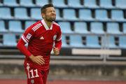 Рибка виграє третій матч з трьох в чемпіонаті Латвії