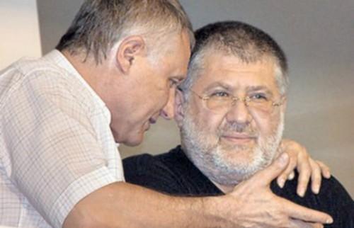 КОРБАН: «Братья Суркисы регулярно посылали Коломойского н***й»